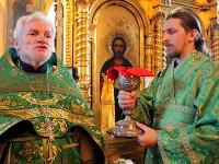 Молитва перед святым Причащением