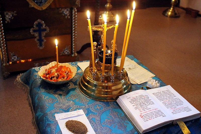 Дни поминовения усопших в Великом посту 2018 года в храме Всех Святых