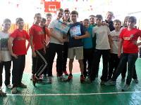 Республиканские спортивные состязания «Я — Чемпион!»
