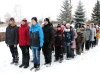 Зимний детский лагерь «Берёзовая роща 2014»