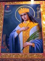 Праздник святой великомученицы Екатерины