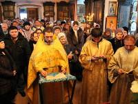 Воскресенье об исцелении десяти прокажённых