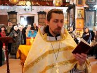 Последние молитвы Божественной литургии