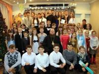 Рождественская радость в школе преподобного Сергия