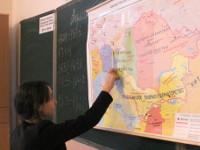 Работа к картой по истории Казахстана
