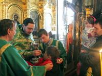 Неделя пятая Великого поста — память преподобной Марии Египетской