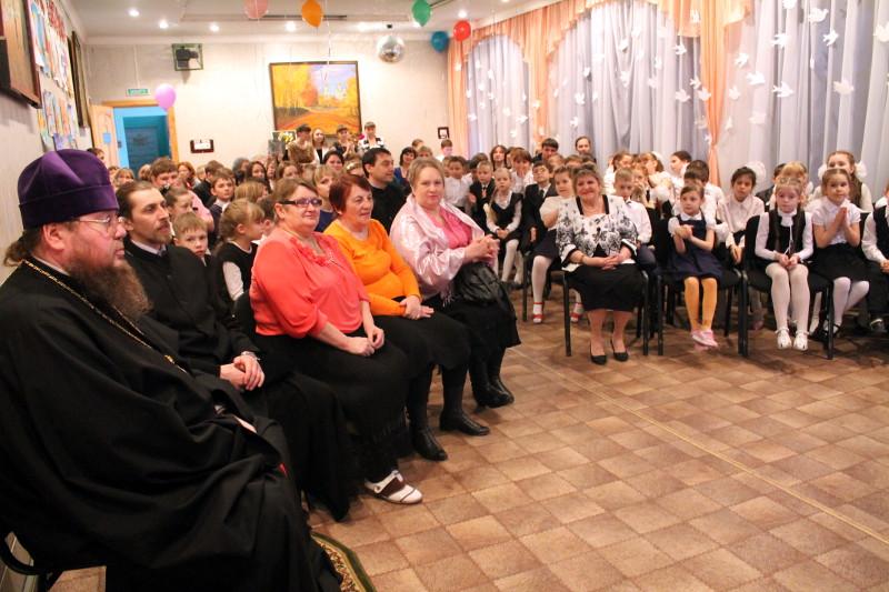 Праздник Пасхи в школе преподобного Сергия Радонежского