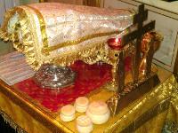 Архистратиже Божий Михаиле со всеми небесными силами молите Бога о нас!