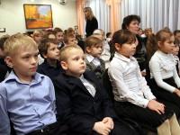 Правящий архиерей принял участие в праздновании 100-летия великого композитора Георгия Свиридова