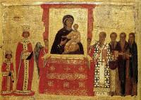 Божественная Литургия в день Торжества православия