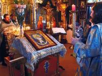 Торжественная служба Похвалы Пресвятой Богородицы