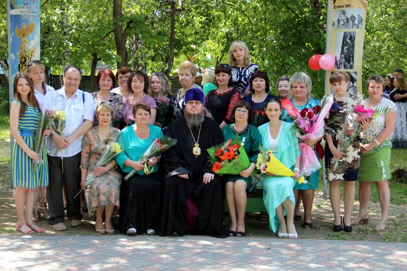 Преподавательский состав ЧУ «Средняя школа в честь прп. С. Радонежского»