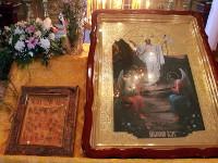 Все Святые в земле русской просиявшие, молите Бога о нас