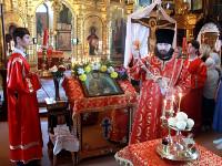 Великий праздник Православной Церкви — Рождество святого Иоанна Крестителя
