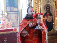 Божественная литургия в день памяти святых Царственных Страстотерпцев