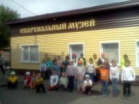 Пришкольный лагерь «Радонеж»
