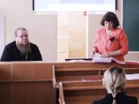 Педагогический совет в  ЧУ «Средняя школа в честь прп. Сергия Радонежского»