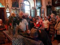 Память Владимирской иконы Пресвятой Богородицы почтили в храме Всех Святых