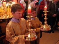 Усекновение честной главы Крестителя Иоанна