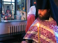 Заупокойное богослужение по протоирею Сергию Ногачевскому