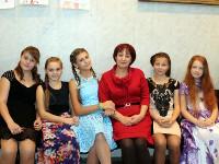 «Осенний бал» в школе в честь прп. Сергия Радонежского