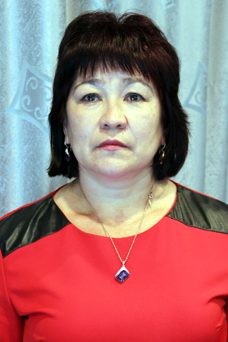 Шаймерденова Куралай Шахметовна