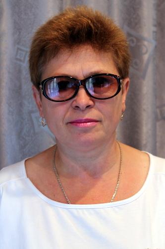 Швецова Элла Александровна