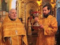 Воскресная Божественная Литургия в праздник святителя Спиридона Тримифутского