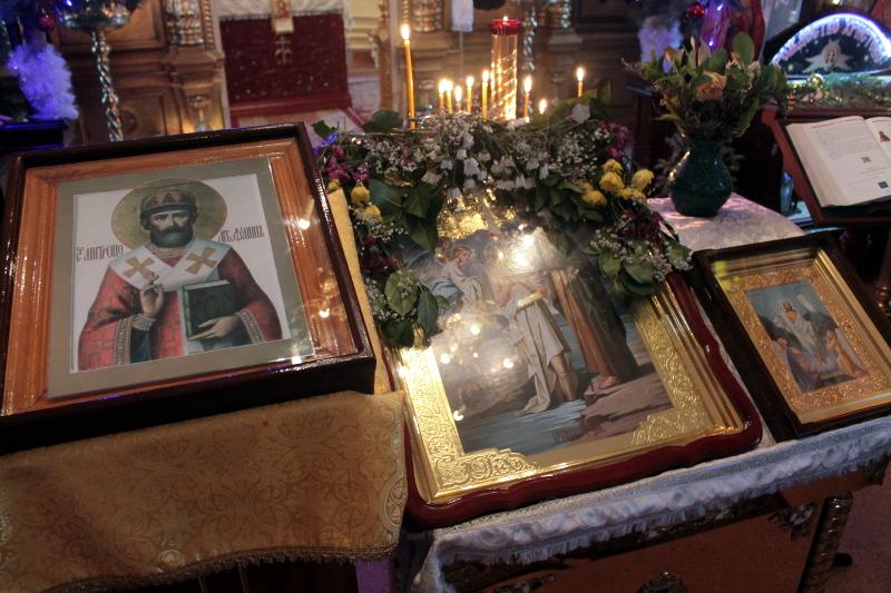 День памяти святого чудотворца Филиппа, митрополита Московского и всея России