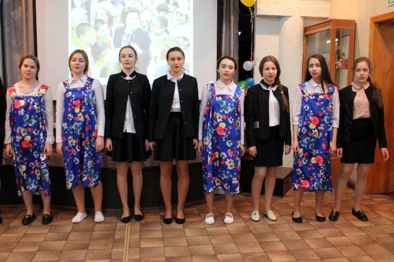 День Благодарности в школе в честь прп.Сергия Радонежского