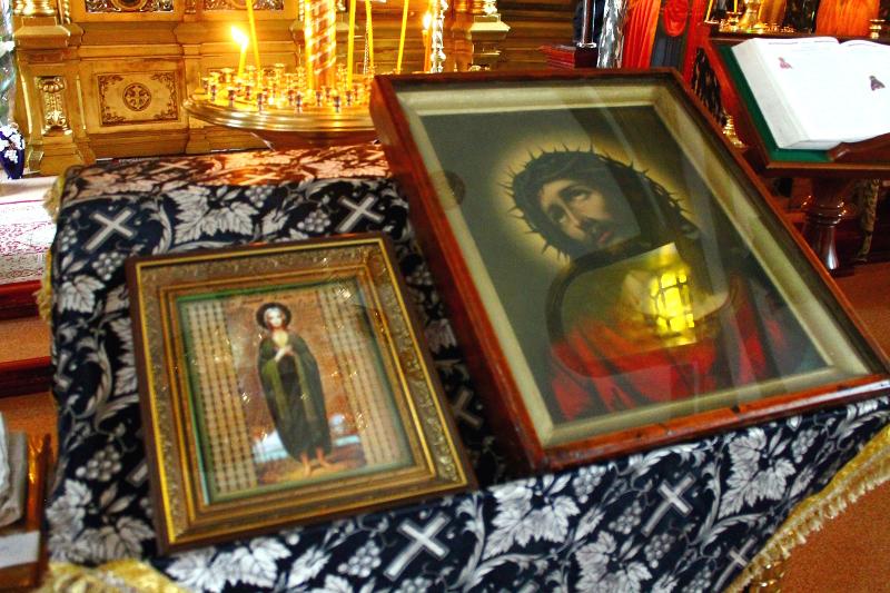 5-ая Неделя Великого Поста преподобной Марии Египетской