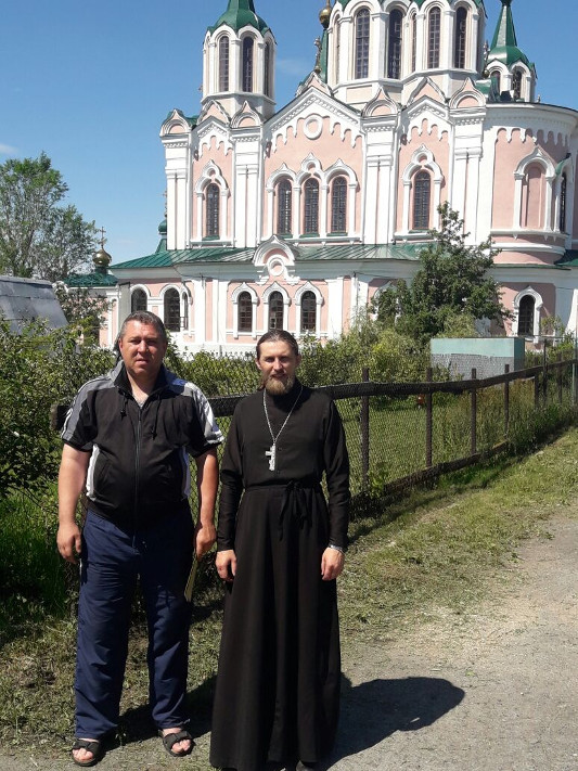 Паломничество в Свято-Успенский мужской монастырь
