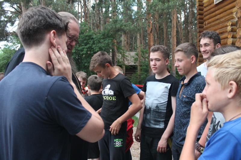 Спортивно-трудовой лагерь «Витязь»