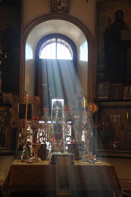 АРХИЕРЕЙСКОЕ БОГОСЛУЖЕНИЕ НА 8 НЕДЕЛИ ПО ПЯТИДЕСЯТНИЦЕ,