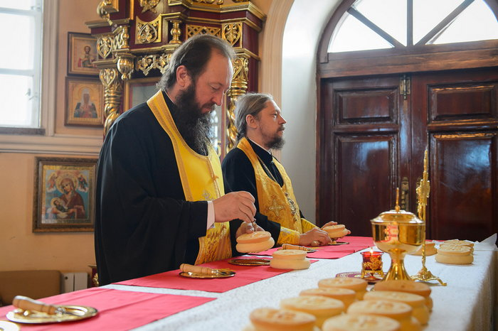 ПРОДОЛЖЕНИЕ ГЛАВЫ ВИЗИТА МИТРОПОЛИТА АЛЕКСАНДРА В СЕВЕРНЫЙ КАЗАХСТАН