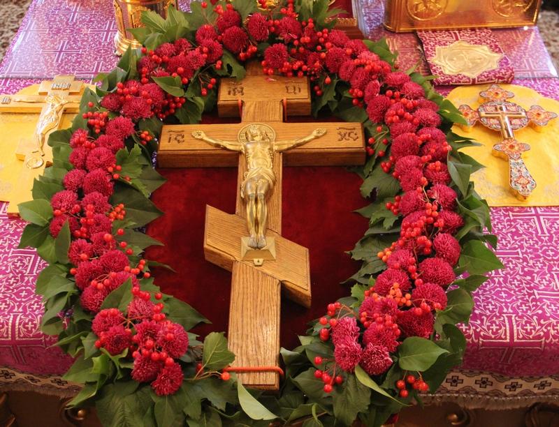 ИЗНЕСЕНИЯ ЧЕСТНЫХ ДРЕВ ГОСПОДА НАШЕГО ИИСУСА ХРИСТА