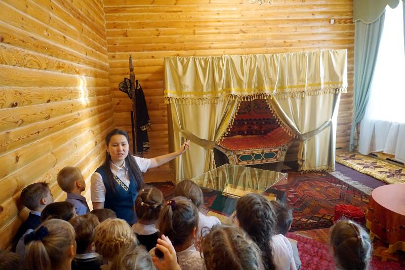 Посещение музейного комплекса «Резиденция Абылай Хана»