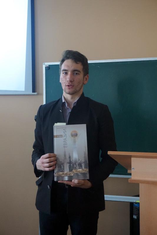 Акция «Будь Первым» в школе прп. Сергия Радонежского
