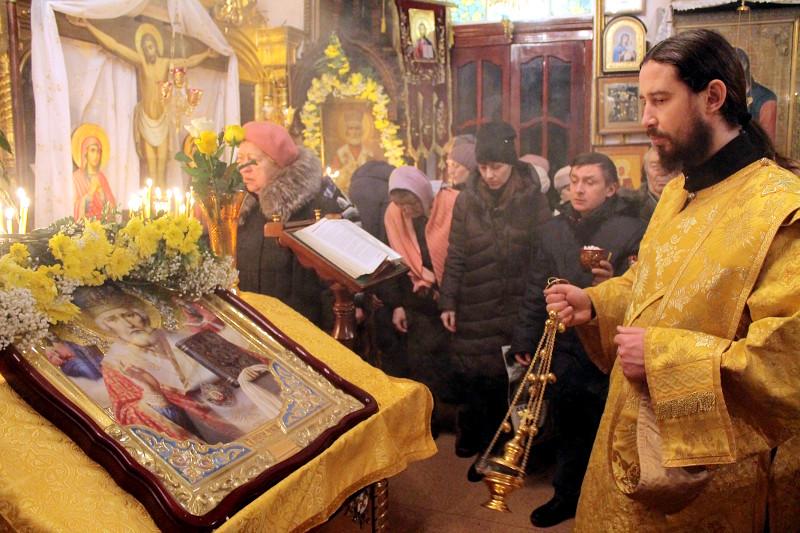 Святителю отче Николае, моли Бога о нас!