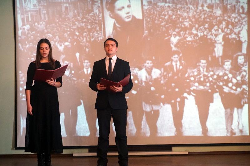 День юного героя-антифашиста