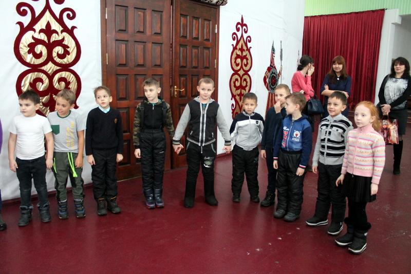 Праздник Масленицы в школе в честь прп. Сергия Радонежского