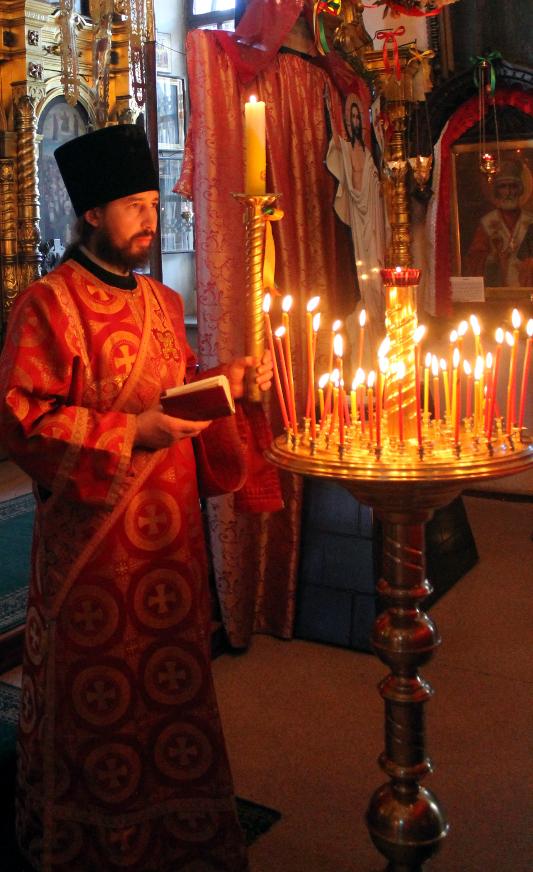 Фомино Воскресение — Антипасха