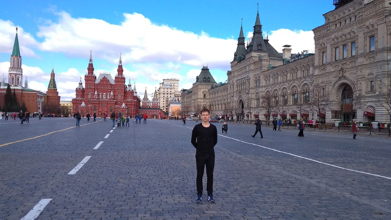 Из Москвы с победой!