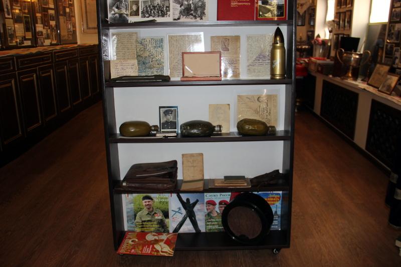 Выставка в епархиальном музее, посвященная Дню Великой Победы