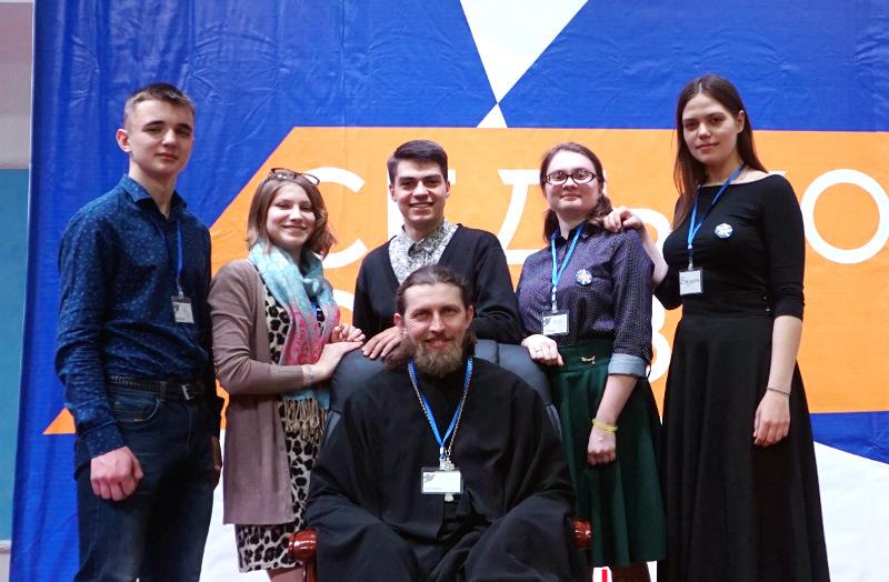 В Астане состоялся VII Съезд православной молодежи Казахстана