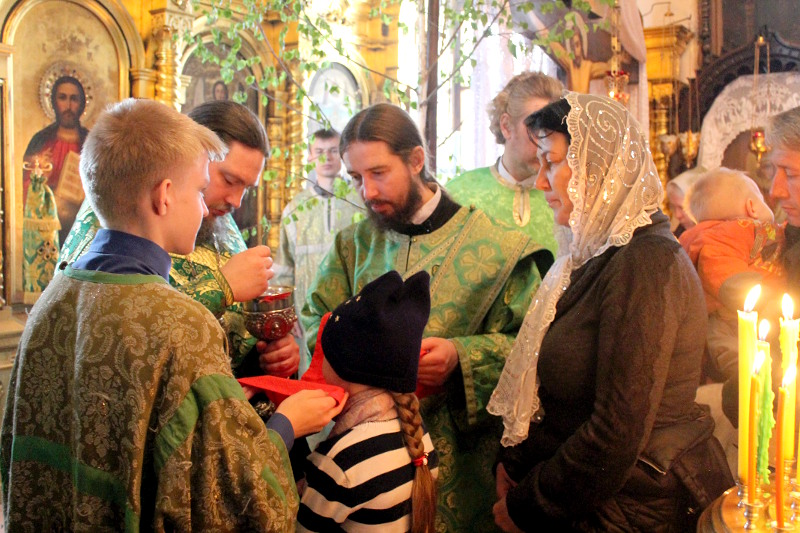Праздник Пресвятой Троицы — День Рождения Церкви