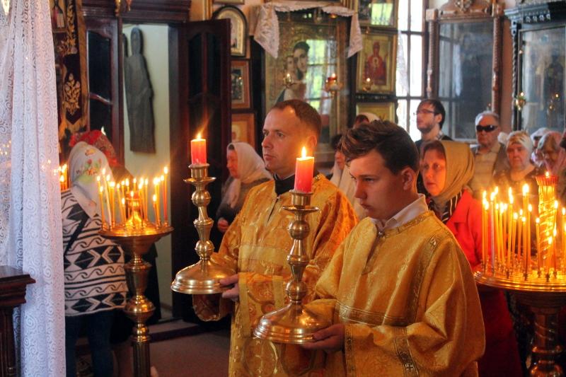 Праздник Всех Святых в Земле Русской просиявших