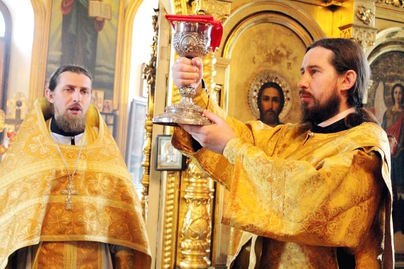 Воскресение об исцелении слуги сотника