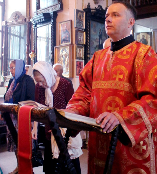 Рождество святого Иоанна Предтечи