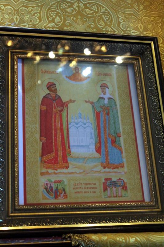 Литургия в Неделю 6-ю по Пятидесятнице